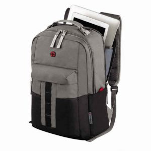 BOLSO PARA LAPTOP GRIS/NEGRO WENGER 16P ESSENTIAL