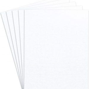 BRISTOL BLANCO 8.5 X 11 50 UNIDADES