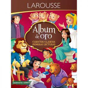 LIBRO LAROUSSE ALBUM DE ORO DE LECTURA