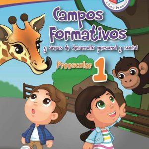 LIBRO LAROUSSE CAMPOS FORMATIVOS 1