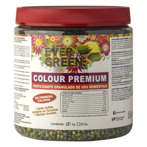 FERTILIZANTE COLOR PREMIUM EVER GREEN 1 KILO