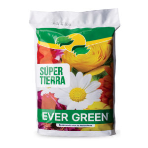 ABONO SUPER TIERRA EVER GREEN 5 LITROS