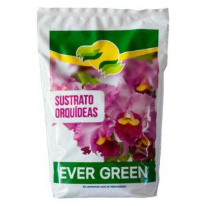 SUSTRATO PARA ORQUIDEAS EVER GREEN 5 LITROS