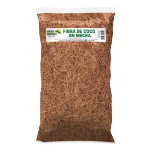 FIBRA DE COCO EN MECHA MULTIUSO EVER GREEN 500G