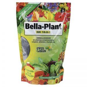 BELLA PLANT FERTILIZANTE ORGANICO EVER GREEN 1KILO