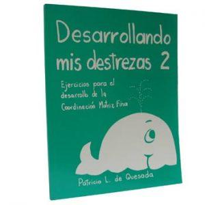 LIBRO JITAN DESARROLLANDO MIS DESTREZAS #-2