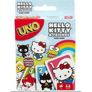 JUEGO DE MESA UNO HELLO KITTY