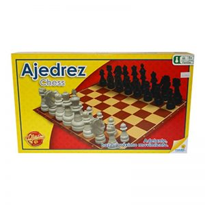 JUEGO DE MESA ALJEDREZ CLASICO RN051204