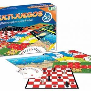 JUEGO DE MESA MULTIJUEGOS 30 EN 1 RN051026