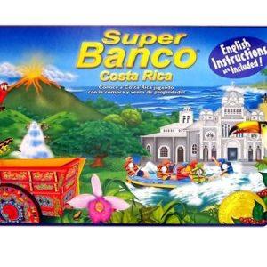 JUEGO DE MESA SUPER BANCO COSTA RICA  RN52043