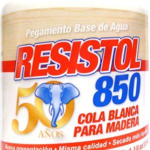 COLA BLANCA PARA MADERA 850 1/4 GALON(12)