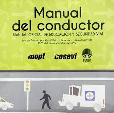 LIBRO MANUAL DEL CONDUCTOR UNED