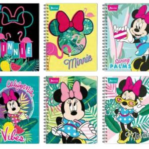 CUADERNO DOBLE O GRANDE MINNIE 100 H 2020
